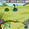 เกมส์ปลูกผักเลี้ยงไดโนเสาร์