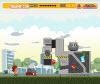 เกมส์ต่อสู้ ยิงหนังสติ๊กระเบิดหุ่นยนต์