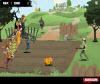 เกมส์ต่อสู้ ยิงซอมบี้ในสวน