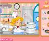 เกมส์แอบอู้งานล้างจาน