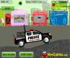 เกมส์แข่งรถ ขับรถตำรวจส่งผู้ร้าย