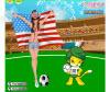เกมส์แต่งตัว เชียร์บอลโลก