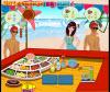 เกมส์บริหาร ร้านสลัดริมหาด