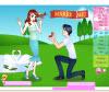 เกมส์แต่งตัว หนุ่มสาวขอแต่งงาน