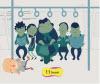 เกมส์ตลก คนแก่ขึ้นรถไฟ