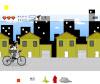 เกมส์กีฬา ปั่นจักรยานหลบของ