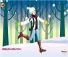 เกมส์แต่งตัว สาวสวยท่ามกลางหิมะ