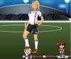 เกมส์แต่งตัว นักฟุตบอลสาวสวยและเก่งมากด้วย