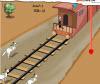 เกมส์ต่อสู้ คาวบอยปกป้องรถไฟขนทอง