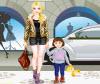 เกมส์แต่งตัว สองแม่ลูกนักเที่ยวห้างสรรพสินค้า