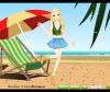 เกมส์แต่งตัว สาวสวยริมหาดทรายในวันชิวๆ