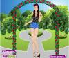 เกมส์แต่งตัว สาวสวยในสวนแสนสวย