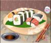 เกมส์ทำอาหาร แต่งหน้าตาของในจานซูซิแสนอร่อย