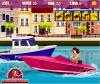เกมส์แอบ ขับเรือไปด้วยแต่งหน้าไปด้วยระวังตำรวจไปด้วย