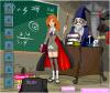 เกมส์แต่งตัว นักเรียนวิชาเวทย์มนต์ในโรงเรียนแม่มด