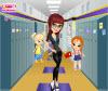 เกมส์แต่งตัว อาจารย์สาวสวยสอนเด็กอนุบาลน่ารัก