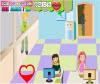 เกมส์แอบ คุยโทรศัพท์กับแฟนสาวในห้องเรียนคอมพิวเตอร์