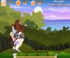 เกมส์กีฬา แข่งวิ่งสัตว์ 2 ขาแสนสนุกในป่าสวยงาม