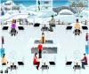 เกมส์บริหาร บาร์ขายน้ำและค็อกเทลบนลานน้ำแข็ง