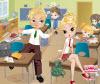 เกมส์แต่งตัว เด็กนักเรียนหญิงชายในห้องเรียนสุดวุ่นวาย