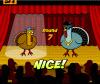 เกมส์ตลก ลูกไก่เต้นตามพ่อไก่สุดฮา