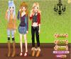 เกมส์แต่งตัว สามสาวแสนสวยและน่ารัก