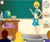 เกมส์แต่งตัว อาจารย์สาวแสนสวยในห้องเรียนแสนสนุก