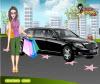 เกมส์แต่งตัว สาวสวยไฮโซช็อบปิ้งกับรถหรูๆ