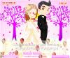 เกมส์แต่งตัว เจ้าสาวแสนสวยในชุดแต่งงานแสนหวาน