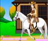 เกมส์แต่งตัว คาวเกิร์ดสาวสวยแต่งตัวไปขี่ม้า
