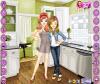 เกมส์แต่งตัว สองสาวเข้าครัวช่วยกันทำอาหาร