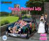 เกมส์แข่งรถ แต่งรถของคู่รักในวันแต่งงาน