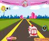 เกมส์แข่งรถ ขับรถพยาบาลหลบสิ่งกีดขวางบนถนน