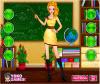 เกมส์แต่งตัว สาวสวยที่เป็นคุณครูในโรงเรียน