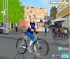 เกมส์แต่งตัว สาวสวยไปปั่นจักรยานเล่นในเมืองหรู