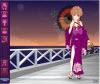 เกมส์แต่งตัว สาวญี่ปุ่นในชุดกิมมโนแสนสวย
