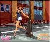 เกมส์แต่งตัว สาวสวยรีบวิ่งเพื่อไปเที่ยว