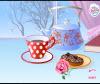 เกมส์ทำอาหาร ตกแต่งโต๊ะกาแฟและขนมในตอนเช้า