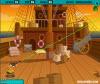 เกมส์ต่อสู้ ยิงปืนทดสอบความแม่นให้โดนแตงโม