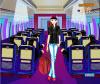 เกมส์แต่งตัว สาวสวยนั่งเครื่องบินไปเที่ยว