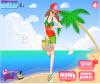 เกมส์แต่งตัว สาวสวยไปเดินเล่นริมหาดทรายขาวๆ
