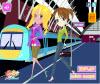 เกมส์แต่งตัว สองสาวสวยกำลังจะขึ้นรถไฟไปเที่ยว