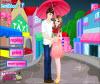 เกมส์แต่งตัว สาวสวยแต่งตัวไปโรแมนติกกลางสายฝน