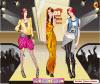 เกมส์แต่งตัว สามสาวสวยแต่งตัวไปเดินแฟชั่นเสื้อผ้าสุดหรู