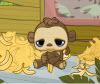 เกมส์ตลก ช่วยลิงปลอกกล้วยกินแสนสนุก