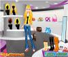 เกมส์แต่งตัว สาวสวยเลือกเสื้อผ้าเครื่องประดับในร้านหรู
