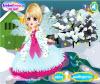 เกมส์แต่งตัว นางฟ้าสาวสวยในดินแดนหิมะสุดหนาว
