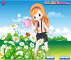 เกมส์์แต่งตัว สาวสวยแต่งตัวออกไปรดน้ำต้นไม้ในสวน