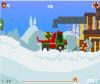 เกมส์แข่งรถ ขับรถส่งของขวัญของซานต้าครอส