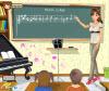 เกมส์แต่งตัว คุณครูแสนสวยสอนวิชาดนตรีสุดสนุก